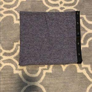EUC Lululemon vinyasa scarf. Purple heather.